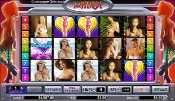 adult themed slot machine games